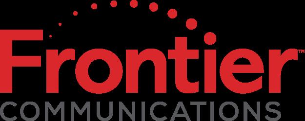 Frontier new logo Internet service Coeur d alene