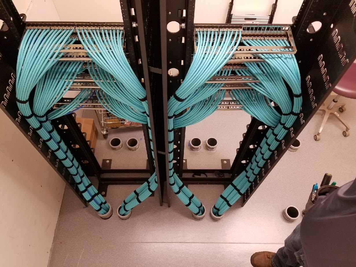 Data Cabling Networking And Structured Wiring Cda Spokane Closet