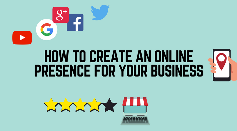 ONLINE PRESENCE SMALL BUSINESS